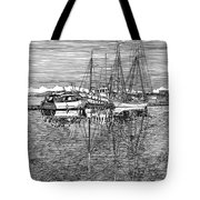 Port Orchard Marina Tote Bag