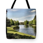 Port Orleans Riverside Iv Tote Bag
