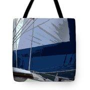 Port Tack Tote Bag