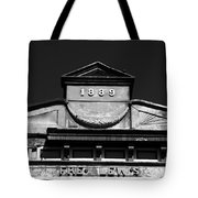 Port Townsend 1889 Tote Bag