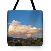 Portable Rainbow Tote Bag