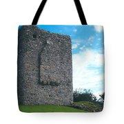 Portaferry Castle Tote Bag