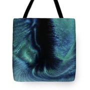 Portal Between Worlds Tote Bag