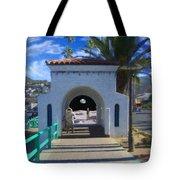 Portal Tote Bag