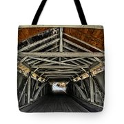 Portal To Serenity Tote Bag