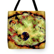 Portal To The Faraway Yet So Close Tote Bag