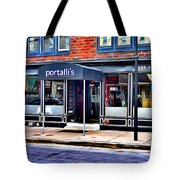 Portalli's Tote Bag by Stephen Younts