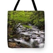 Porters Creek Tote Bag