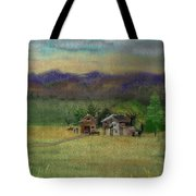 Porter's Farm Tote Bag