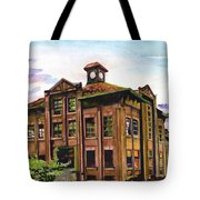 Portland Gas And Coke Building Without Border Tote Bag
