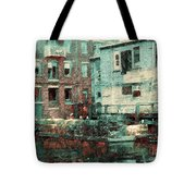 Portland Historic District Tote Bag