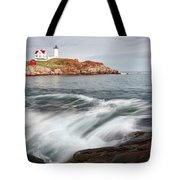 Portland Lighthouse Tote Bag