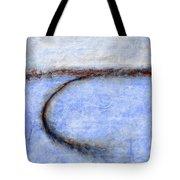 Portland Morning Abstract Tote Bag