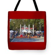 Portland Saturday Market Tote Bag