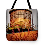 Portland Water Tower IIi Tote Bag