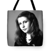 Portland Woman Tote Bag