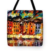Portofino - Liguria Italy Tote Bag