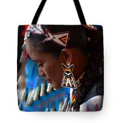 Portrait # 219 Tote Bag