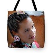 Portrait # 370 Tote Bag