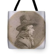 Portrait Bust Of An Unknown Tote Bag