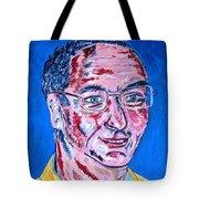 Portrait Dr. R. Meiritz Tote Bag