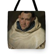 Portrait Of A Carmelite Friar Tote Bag
