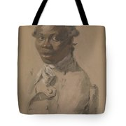 Portrait Of A Gentleman 1802 Tote Bag