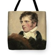 Portrait Of A Gentleman, Sir Thomas Lawrence Tote Bag