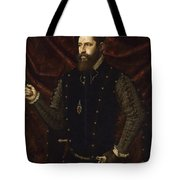 Portrait Of A Knight Of The Order Of Santiago Tote Bag