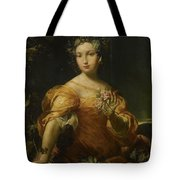 Portrait Of A Lady, Allegory Of Abundantia Tote Bag