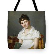Portrait Of A Lady Half Length Tote Bag