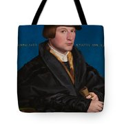Portrait Of A Member Of The Wedigh Family Tote Bag