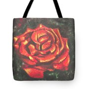 Portrait Of A Rose 2 Tote Bag