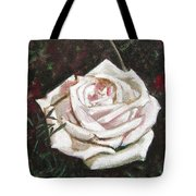 Portrait Of A Rose 3 Tote Bag
