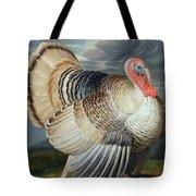 Portrait Of A Turkey  Tote Bag
