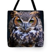 Portrait Of A Wise Man Tote Bag