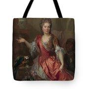 Portrait Of A Woman Tote Bag