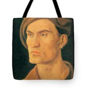 Portrait Of A Young Man 1500 Tote Bag