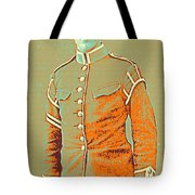Portrait Of A Young  Wwi Soldier Series 14 Tote Bag