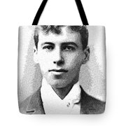 Portrait Of A Youth 31 By Adam Asar -  Asar Studios Tote Bag