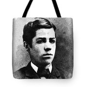 Portrait Of A Youth 38 By Adam Asar -  Asar Studios Tote Bag