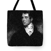 Portrait Of A Youth 42 By Adam Asar -  Asar Studios Tote Bag