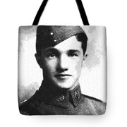 Portrait Of A Youth From History Series. No 10 Tote Bag