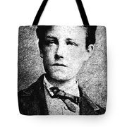 Portrait Of A Youth From History Series. No 4 Tote Bag
