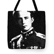 Portrait Of A Youth From History Series. No 5 Tote Bag
