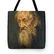 Portrait Of An Old Man 1913 Tote Bag
