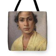 Portrait Of An Oriental Tote Bag