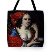 Portrait Of Anna Du Pire As Granida Tote Bag