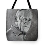 Portrait Of Bud Tote Bag