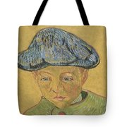 Portrait Of Camille Roulin Tote Bag